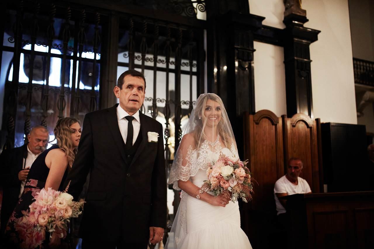 Laura i Matthew - Bazylika Jana Chrzciciela w Warszawie 9