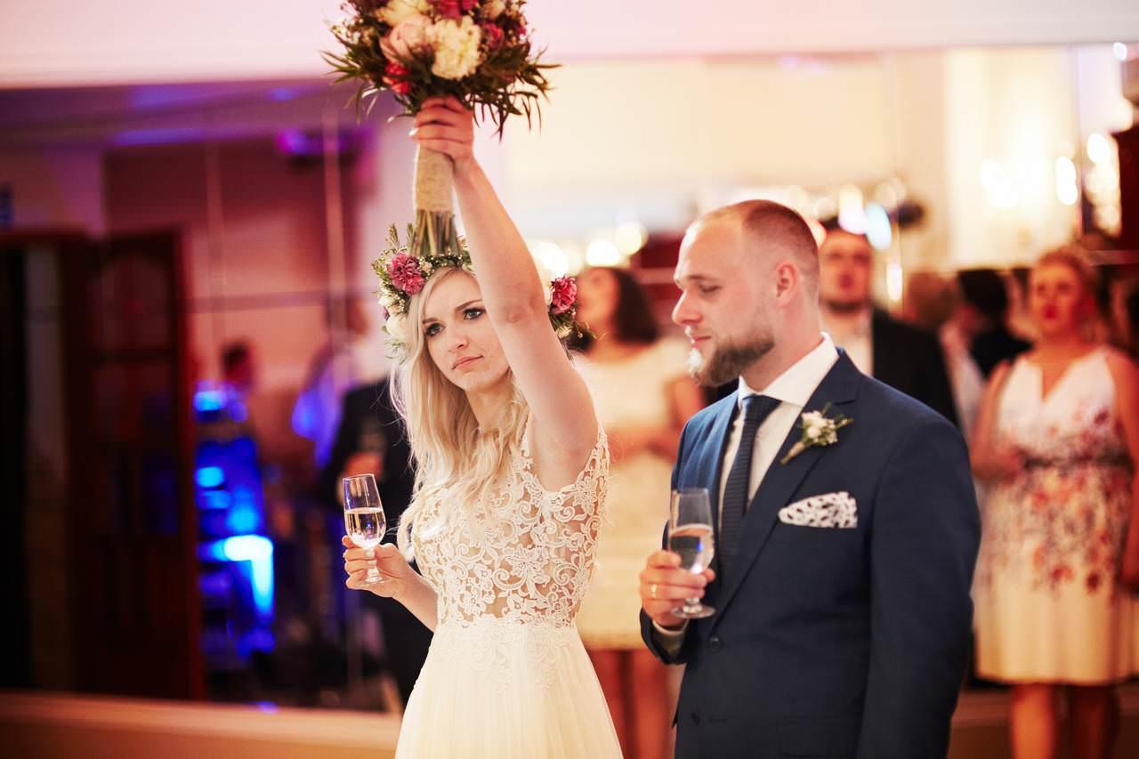 fotograf ślubny Dom Bankietowy Błonie