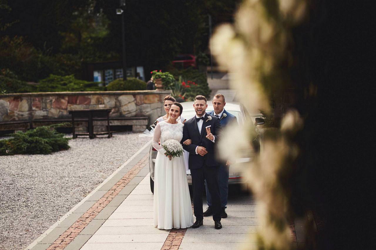 Edyta i Patryk - wesele w Tomaszkowym Zakątku w Ruścu 11