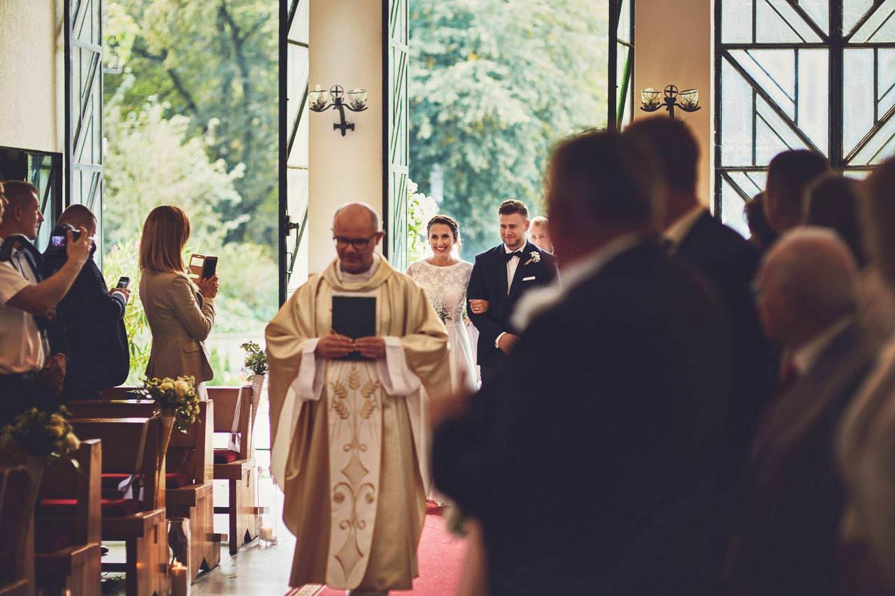 Edyta i Patryk - wesele w Tomaszkowym Zakątku w Ruścu 12