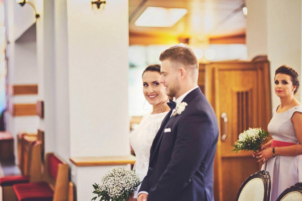 Edyta i Patryk - wesele w Tomaszkowym Zakątku w Ruścu 13