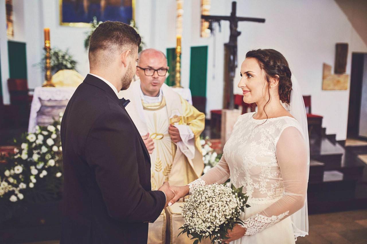 Edyta i Patryk - wesele w Tomaszkowym Zakątku w Ruścu 14