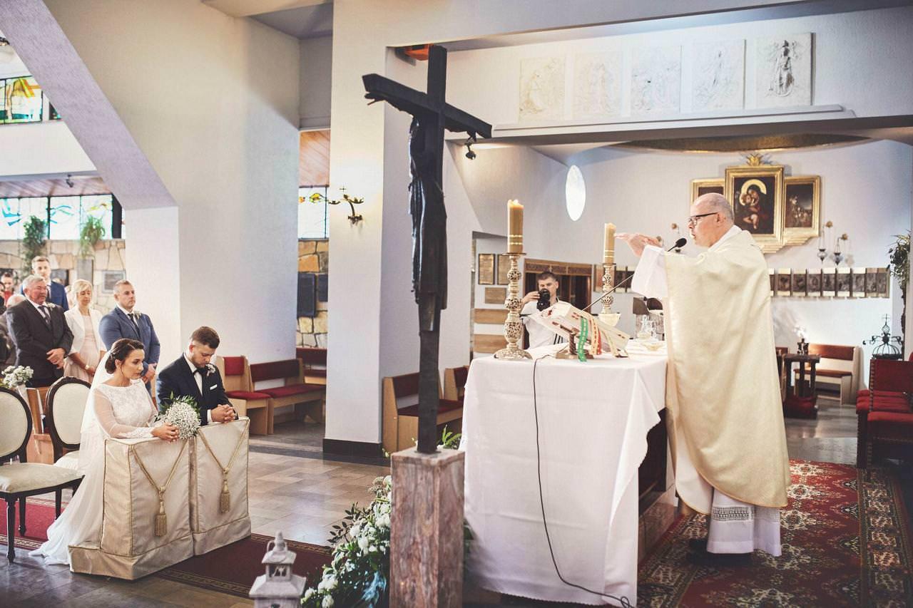 Edyta i Patryk - wesele w Tomaszkowym Zakątku w Ruścu 16