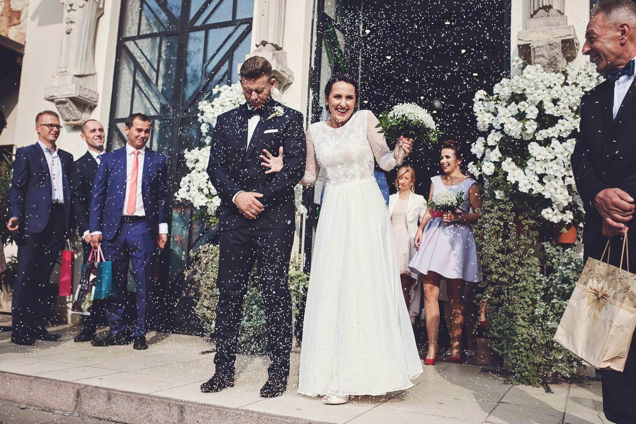 Edyta i Patryk - wesele w Tomaszkowym Zakątku w Ruścu 18