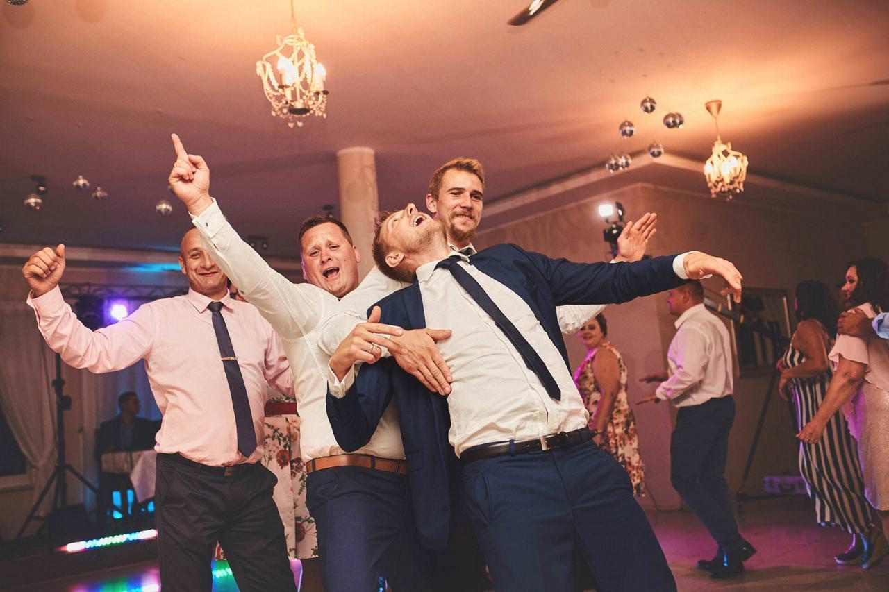 Edyta i Patryk - wesele w Tomaszkowym Zakątku w Ruścu 35