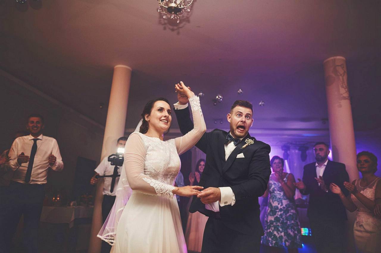 Edyta i Patryk - wesele w Tomaszkowym Zakątku w Ruścu 40