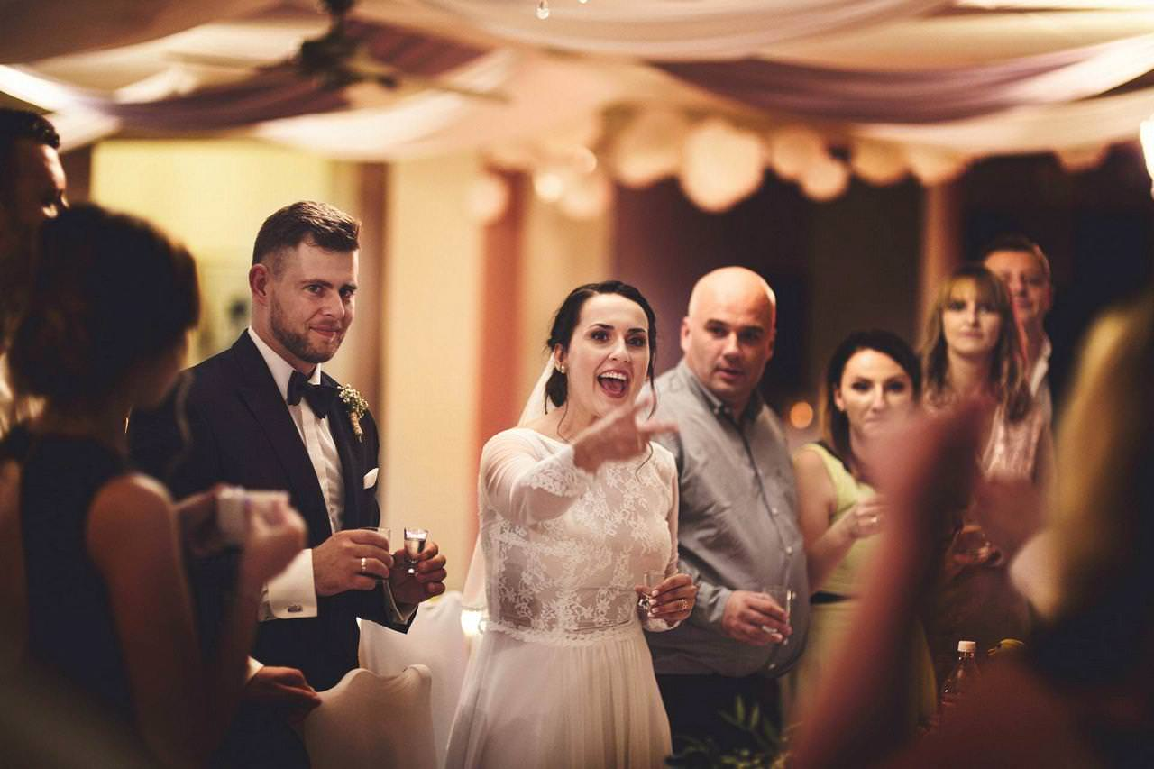Edyta i Patryk - wesele w Tomaszkowym Zakątku w Ruścu 42