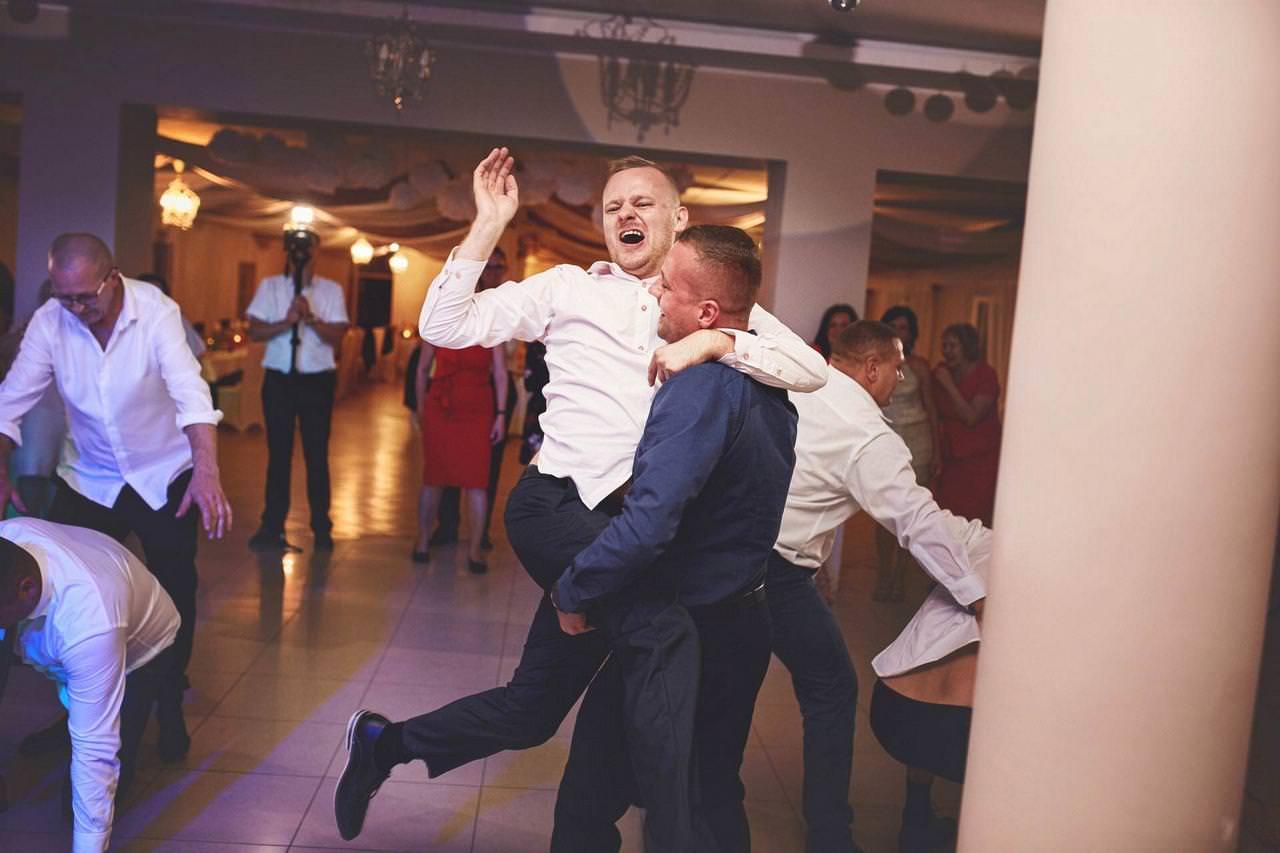 Edyta i Patryk - wesele w Tomaszkowym Zakątku w Ruścu 47
