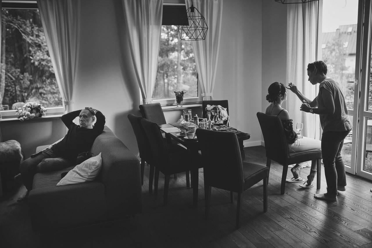 fotograf ślubny Wawer