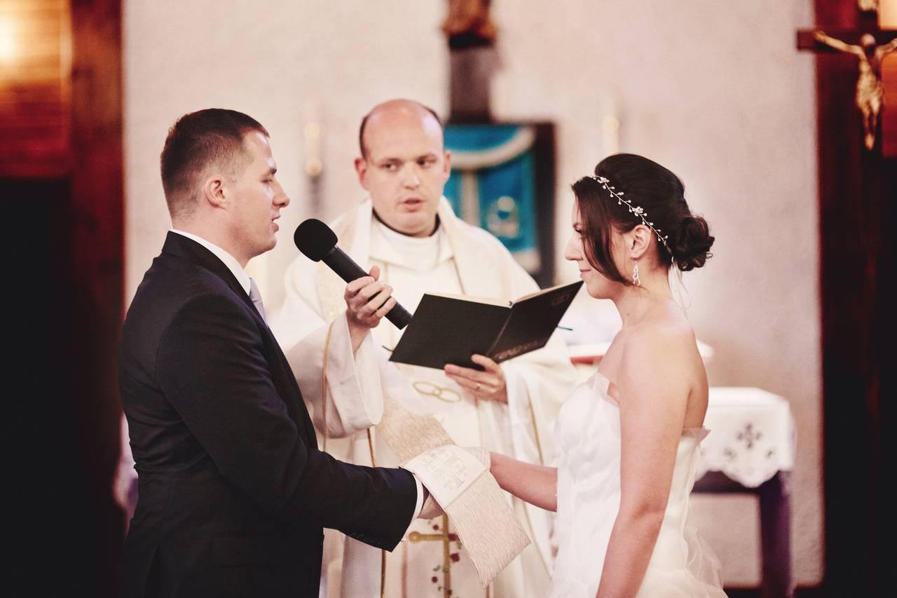 Katarzyna i Marcin - parafia Najświętszego Serca Pana Jezusa 10