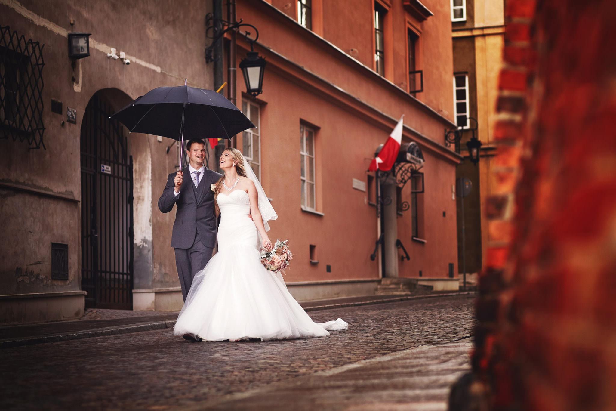 fotograf ślubny Warszawa Stare Miasto
