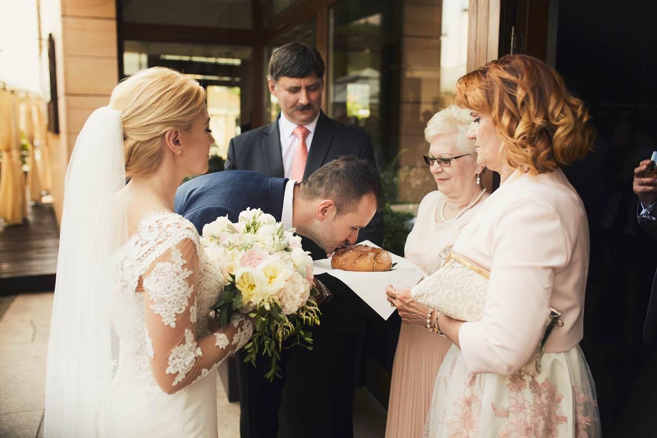 Sylwia i Damian - ślub w Wilanowie - restauracja Vilanova 10