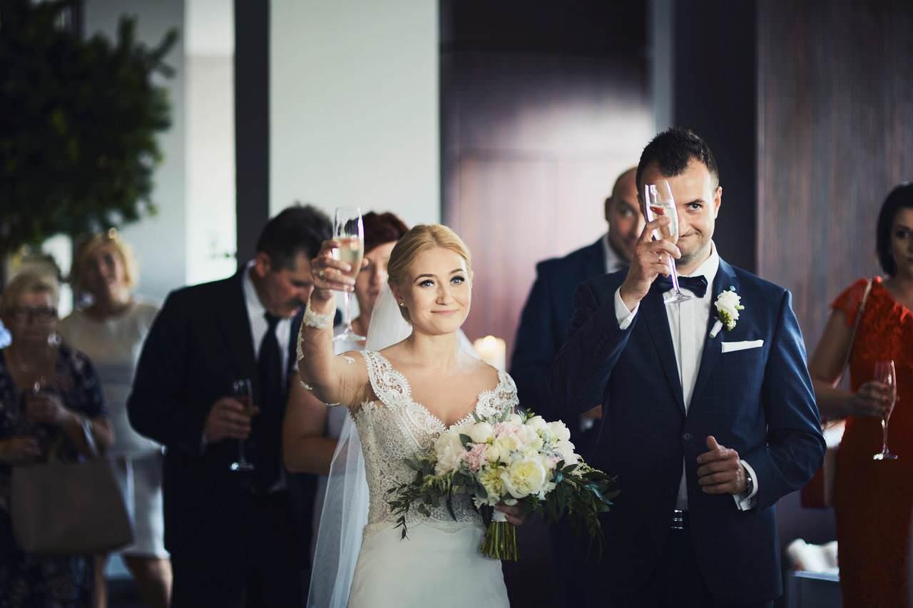 przyjęcie weselne restauracja Vilanova Warszawa Wilanów
