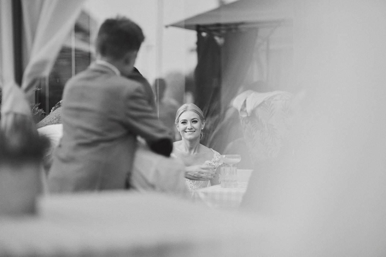 Sylwia i Damian - ślub w Wilanowie - restauracja Vilanova 104
