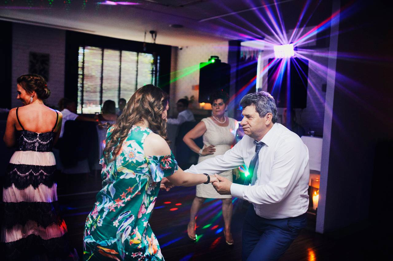 Sylwia i Damian - ślub w Wilanowie - restauracja Vilanova 112