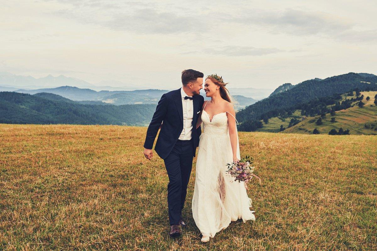 Ania & Tomek - plener w Pieninach 3