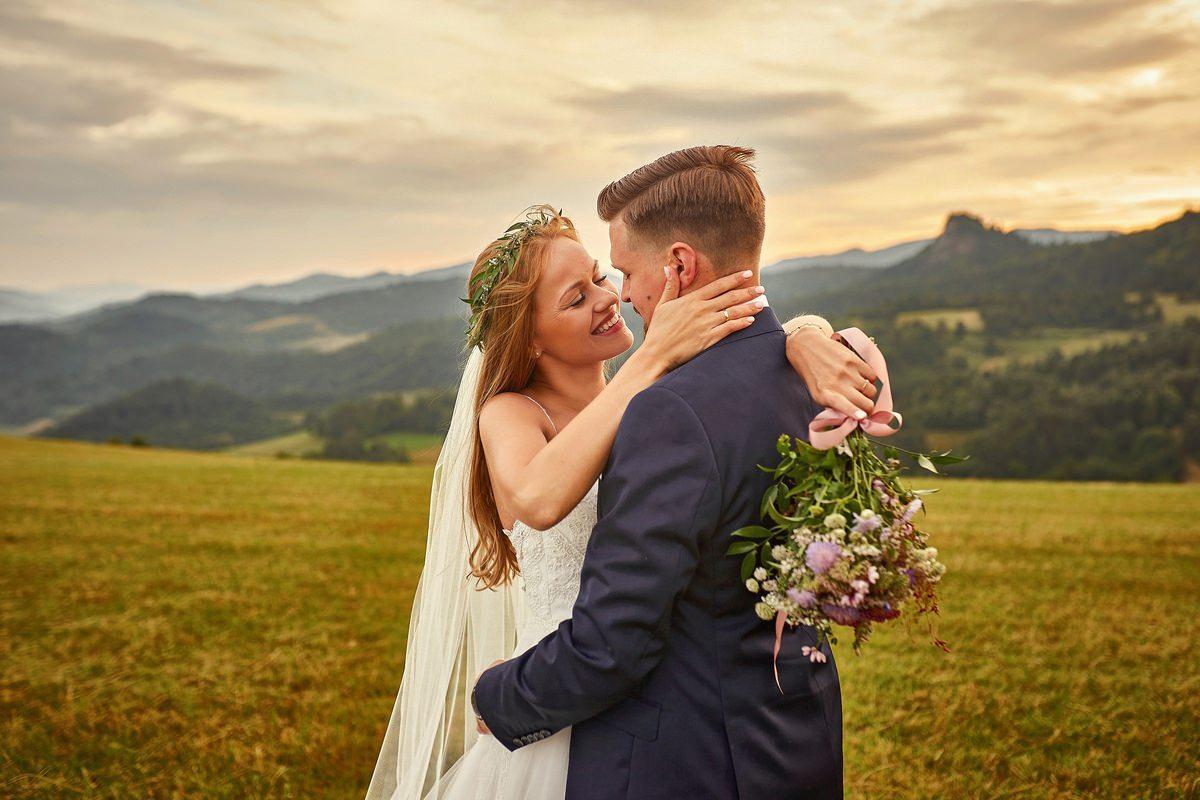 Ania & Tomek - plener w Pieninach 4