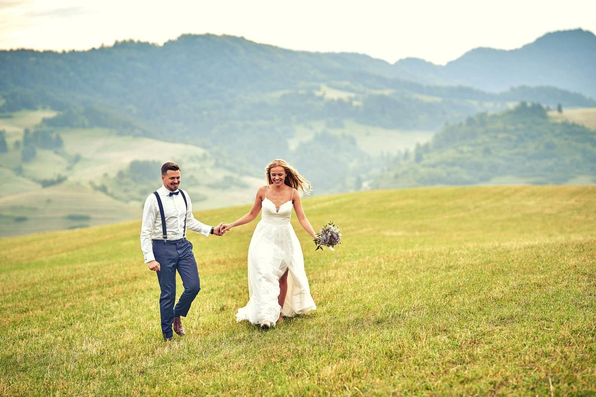 Ania & Tomek - plener w Pieninach 8
