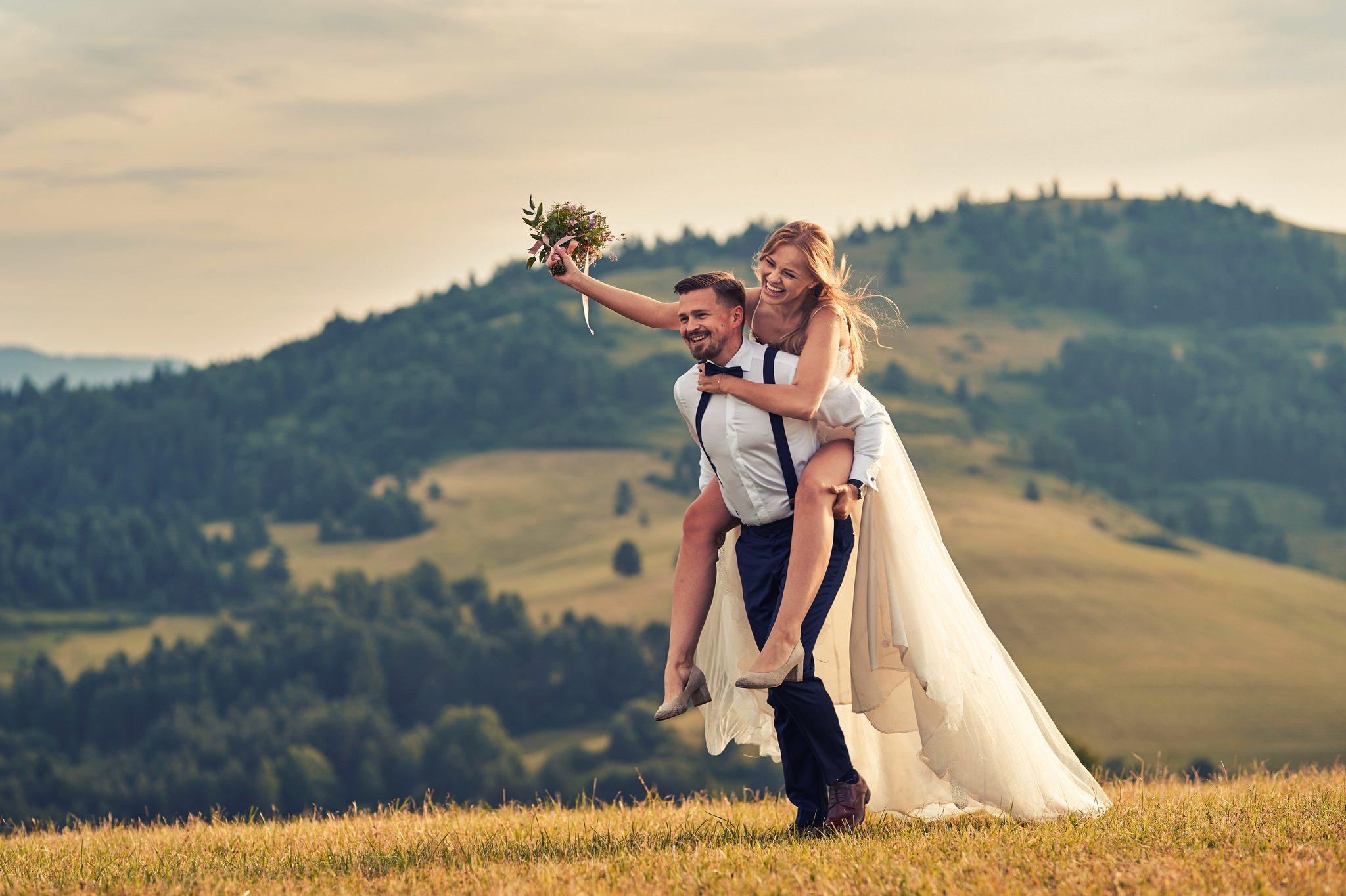 Ania & Tomek - plener w Pieninach 26